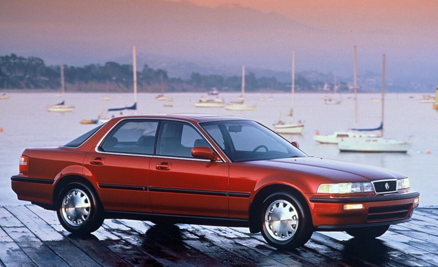 Vigor 1992-1994 -