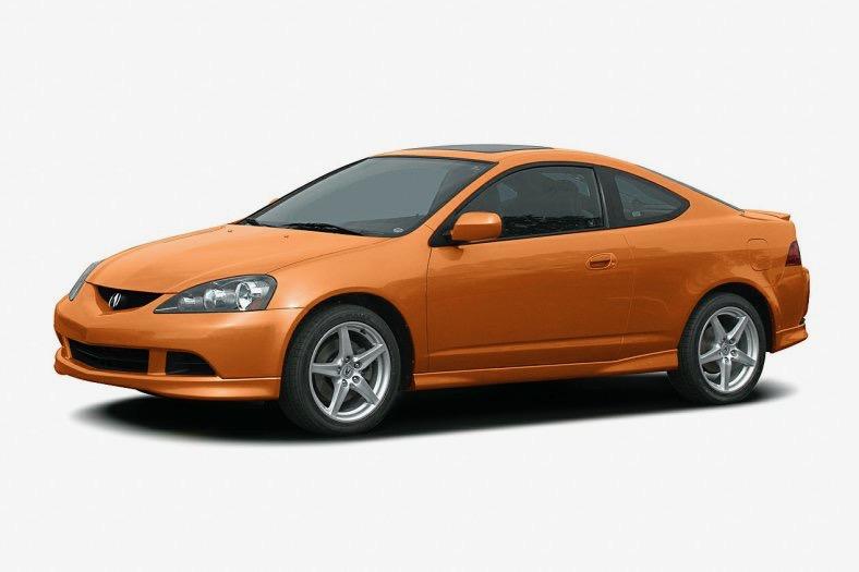 RSX 2002-2006 -