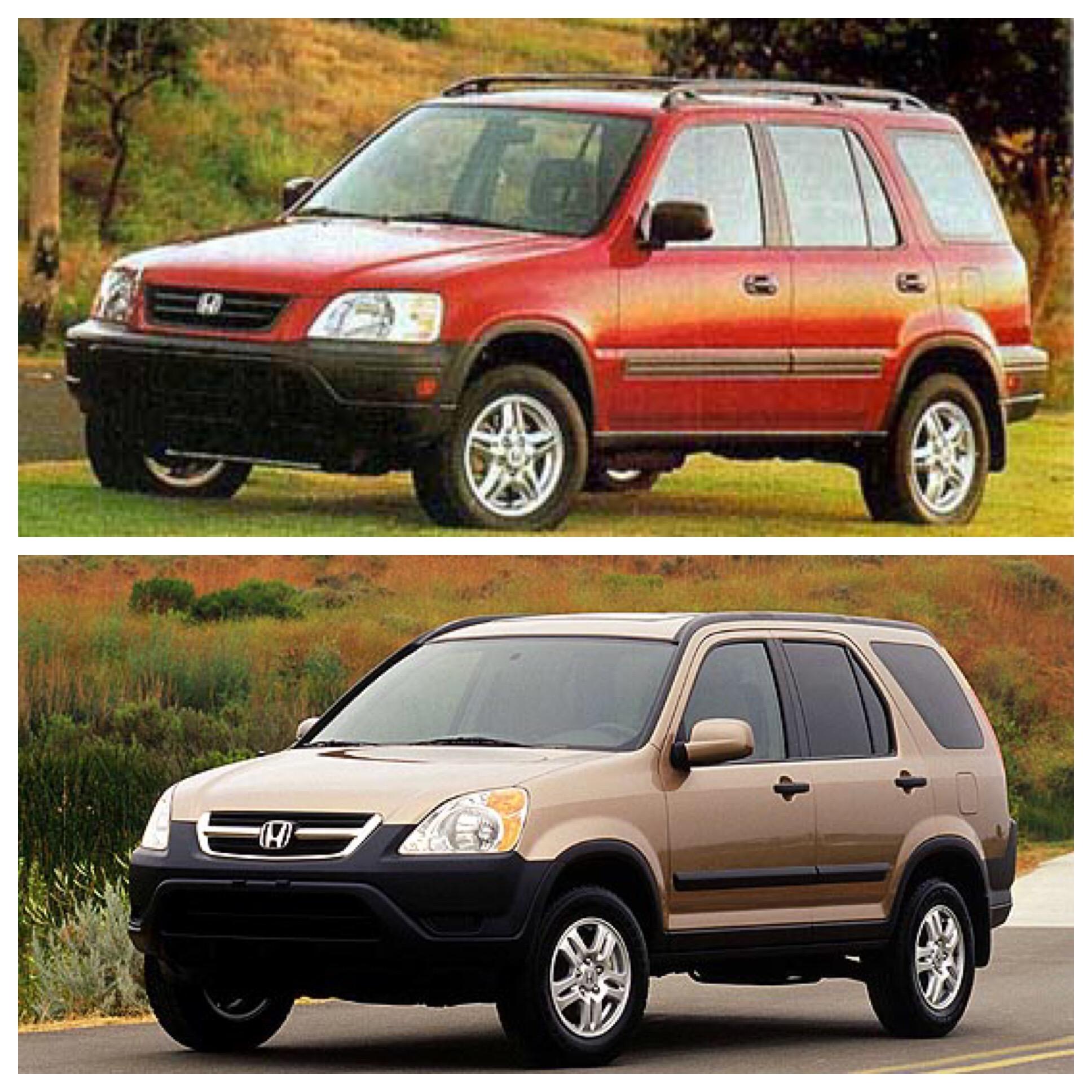 CR-V 1995-2006 -