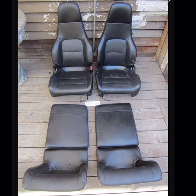 Very Rare clean set of 1995 Honda Prelude Vtec dotted leather seats posted on 25honda.com offers accepted thru email.  #honda #hondaprelude #prelude #preludesi #4thgenprelude #preludelife #preludelove #hondalove #hondalife #preludepower #preludenation #preludecommunity #prelude4wd #bb4 #bb7 #h22 #vtec #vtecnation #vtecprelude #preludevtec #vintagehonda #teamprelude