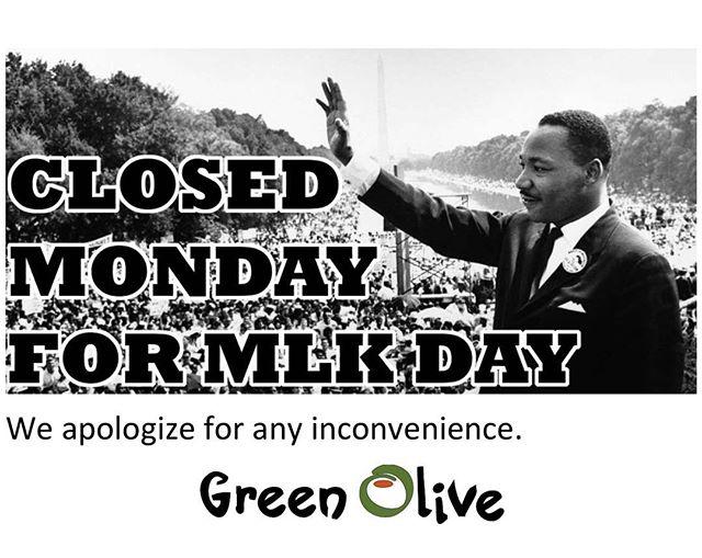 Happy #MLKDay!