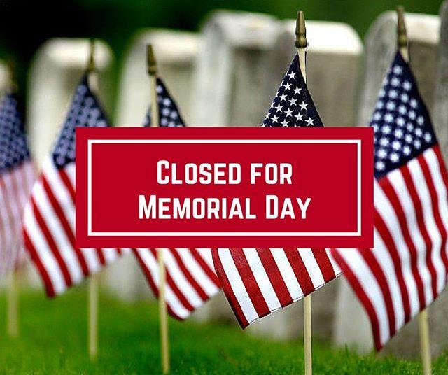 Happy Memorial Day! 🇺🇸 #Celebrate #Honor #Remember