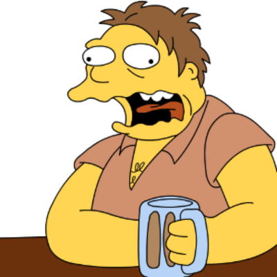 """Barney Gumbel, the iconic drunk from the hit television series """"The Simpsons"""", is an example of who the craft beer market is trending away from."""