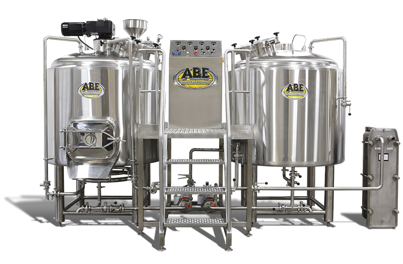 Our new, 2 vessel 10 barrel brewhouse is on the way!