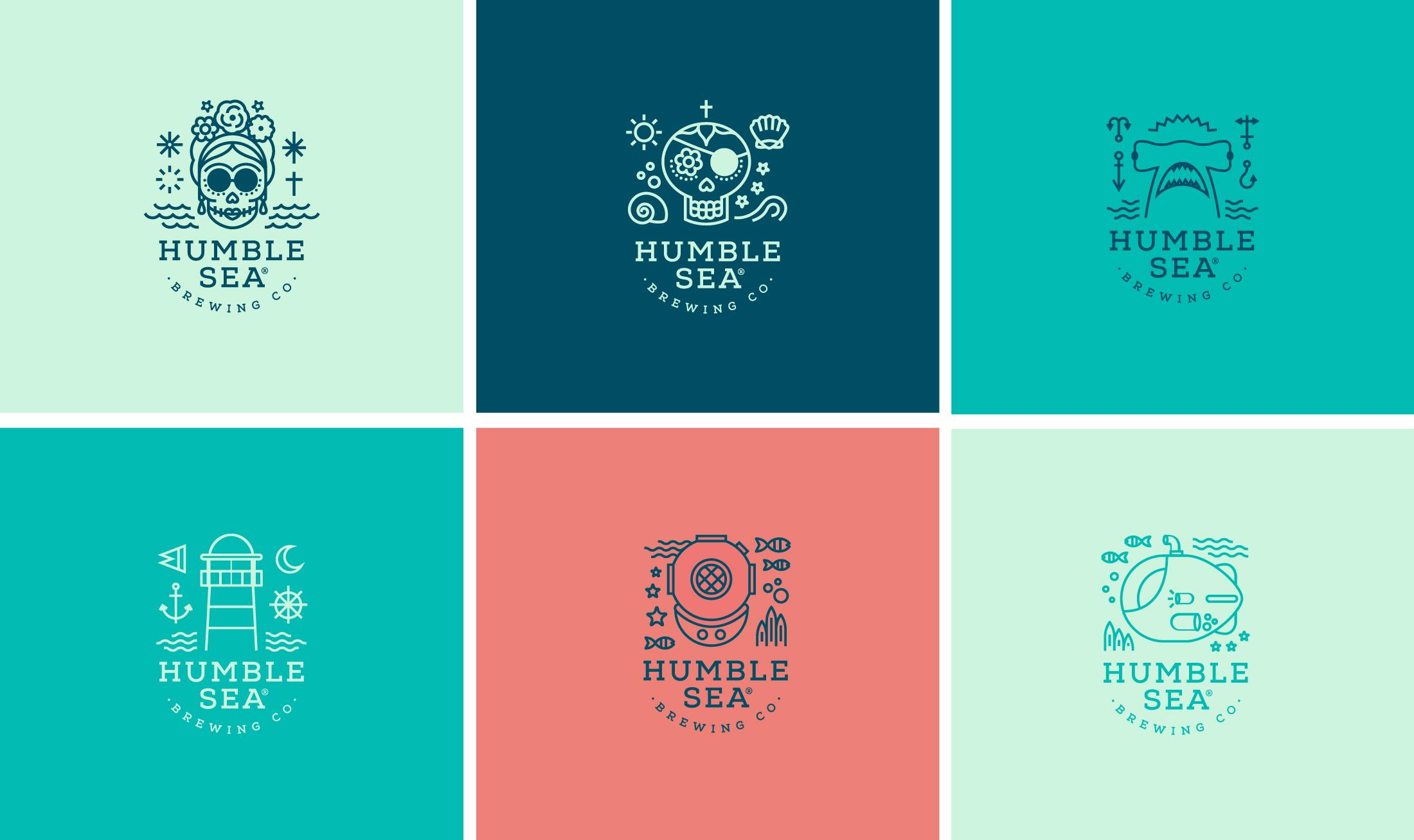 humble sea logos