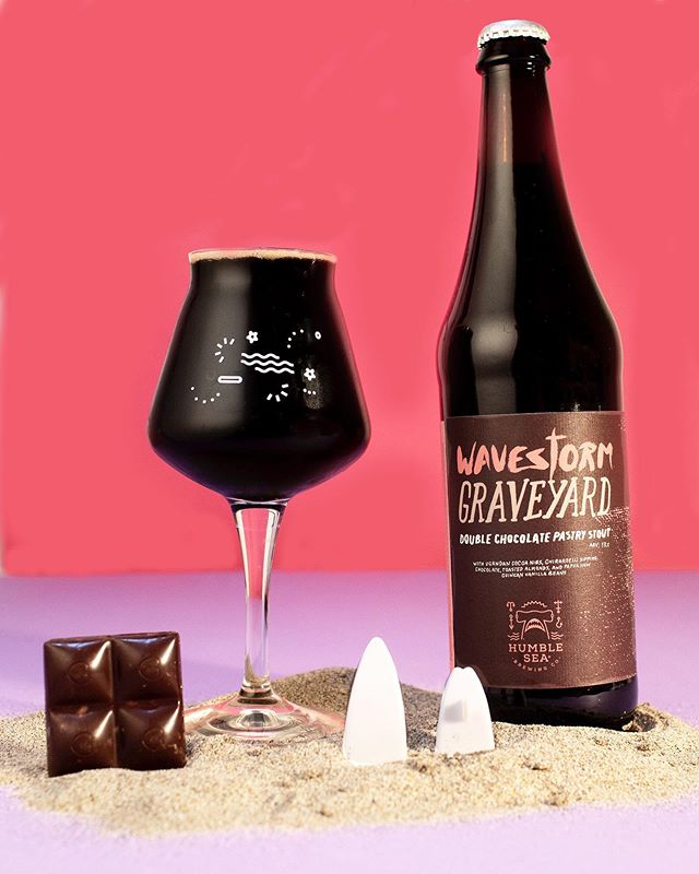P A S T R Y  S T O U T  R E L E A S E  Presale—Wednesday, August 21st at noon Taproom Release—August 23rd at noon  Wavestorm Graveyard (13%) Double Chocolate Pastry Stout with Ugandan cocoa nibs, Ghiradelli sipping chocolate, toasted almonds, and Papua New Guinean vanilla beans  The next time you're at Costco and see someone returning a Wavestorm that's broken in half, make sure you give that kook a sassy side eye...and in rare cases, some respect.  Get your fill of fudge, and pay homage to all those who have sent it hard on these foamy pieces of wonder. It's basically a rite of passage.  Reserve Wednesday wavestormgraveyard.eventbrite.com #humblesea⠀⠀⠀⠀⠀⠀⠀⠀⠀⠀⠀⠀⠀⠀⠀⠀⠀⠀⠀⠀⠀⠀⠀⠀⠀⠀⠀⠀⠀⠀⠀⠀⠀⠀⠀⠀⠀⠀⠀⠀⠀⠀⠀⠀⠀⠀⠀⠀⠀⠀⠀⠀⠀⠀⠀⠀⠀⠀⠀⠀⠀⠀⠀⠀⠀⠀⠀⠀⠀⠀⠀⠀⠀⠀⠀⠀⠀⠀⠀⠀⠀⠀⠀⠀⠀⠀⠀⠀⠀⠀⠀⠀⠀⠀⠀⠀⠀⠀⠀⠀⠀⠀⠀⠀⠀⠀⠀⠀⠀⠀⠀⠀⠀⠀⠀⠀⠀⠀⠀⠀⠀⠀⠀⠀⠀⠀⠀⠀⠀⠀⠀⠀⠀⠀⠀⠀⠀⠀⠀⠀⠀⠀⠀⠀⠀⠀⠀⠀⠀⠀⠀⠀⠀⠀⠀⠀⠀⠀⠀⠀⠀⠀⠀⠀⠀ ⠀⠀⠀⠀⠀⠀⠀⠀⠀⠀⠀⠀⠀⠀⠀⠀⠀⠀⠀⠀⠀⠀⠀⠀⠀⠀⠀ #californiabeer #craftbeer #santacruz #bayareabeer #santacruzbeer #beernerd #beer #beerpics #instabeer #beerstagram #stout #pastrystout #chocolatebeer #kookssinceforever