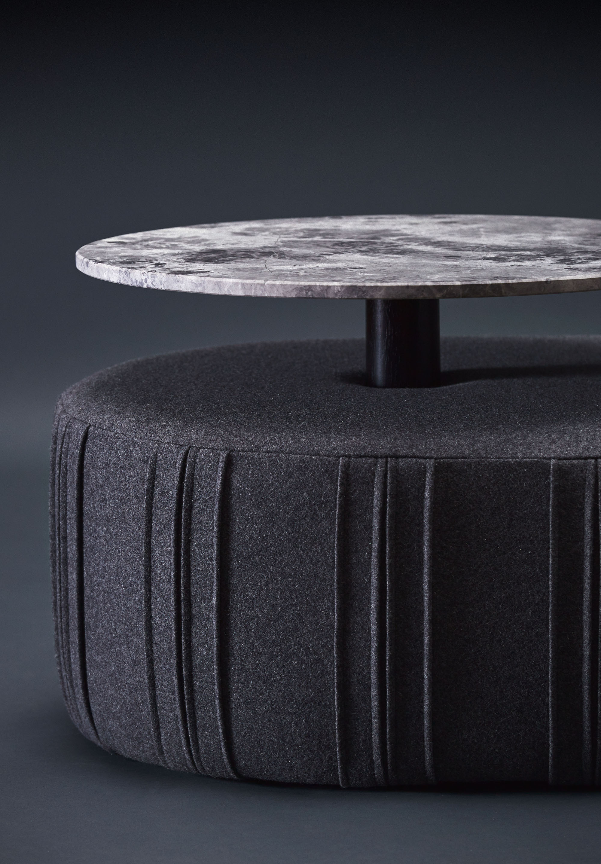 ECLIPSE - OTTOMAN COFFEE TABLE