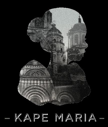Kape Maria by Rachel Mutia
