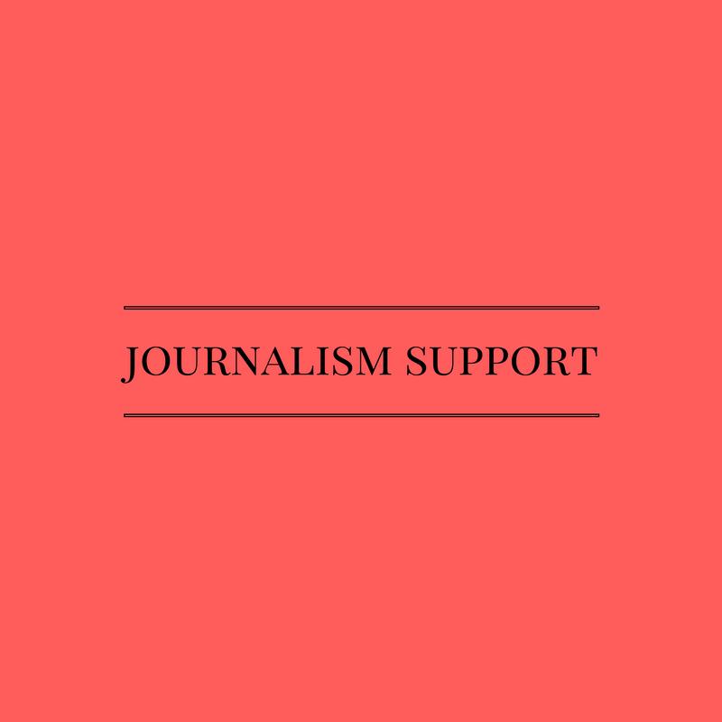 journalism support