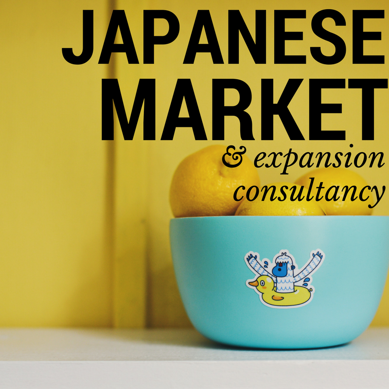 japanese market expansion and consultancy