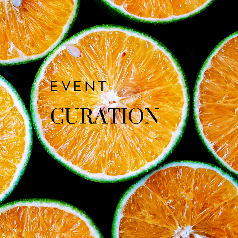 event curation