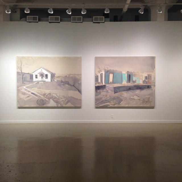 The Joplin Paintings Part 2 at THE Leedy-Voulkos Art Center