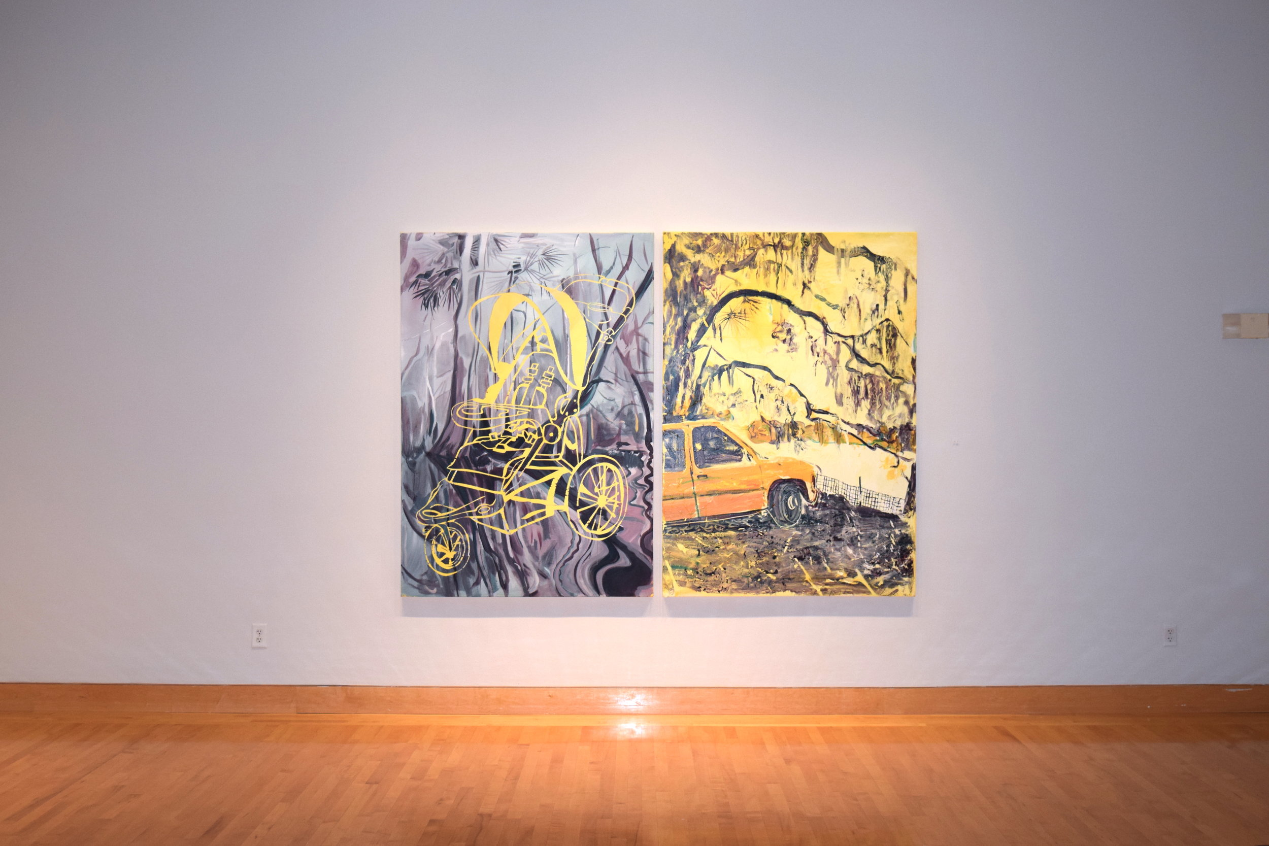 GreenLease Gallery Rockhurst University Kansas City, MO