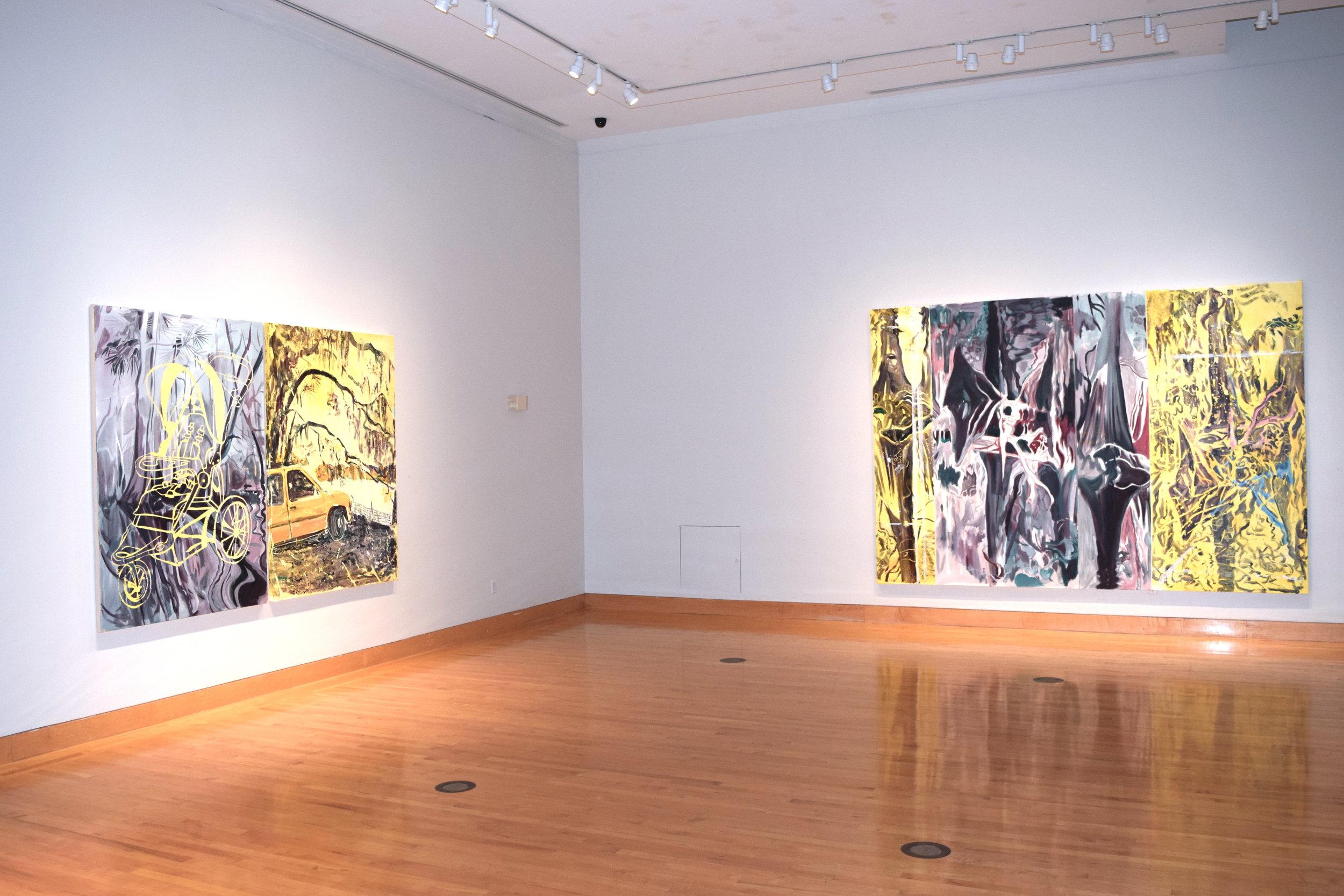 Greenlease Gallery Rockhurst University