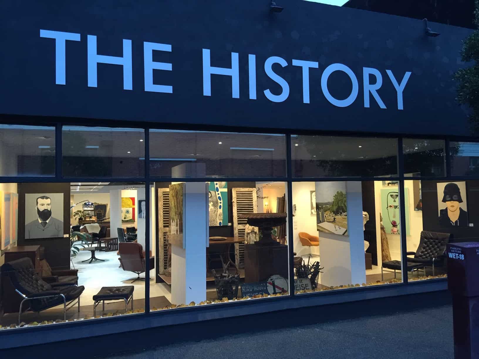 thehistory- vintage mid century furniture for sale melbourne
