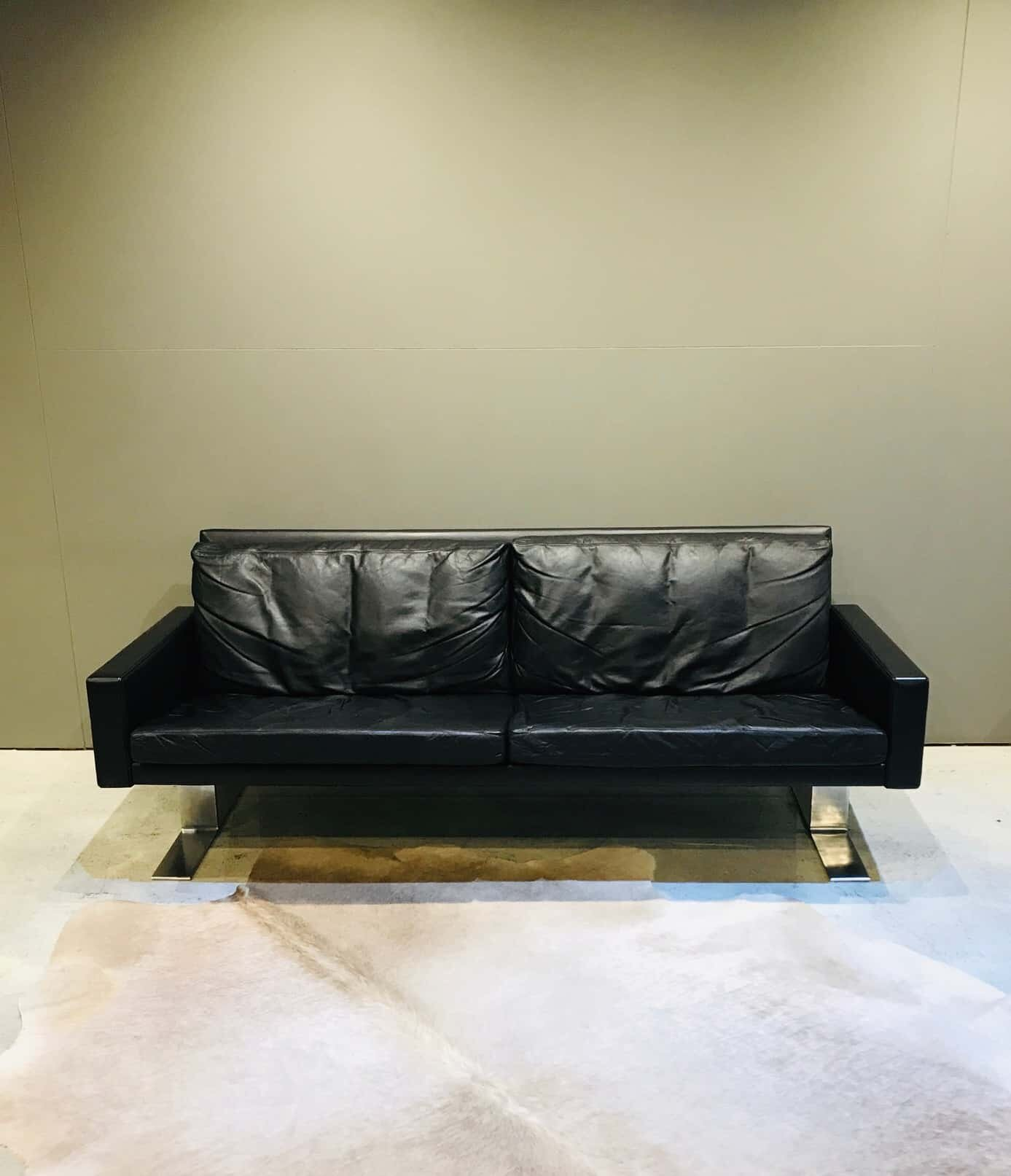 3 Seat Danish Sofa Mid Century Furniture Melbourne