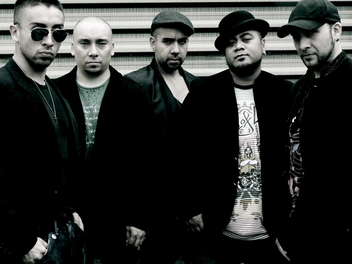 """Gang of brothers have been born into music. Brothers Andro, Dauno, Fenix and Banel Martinez hail from the prestigious musical Martinez Family (Martinez Akustica). Joining them on drums and lead vocals is brother Buddy Siolo, whose talents have taken him around the globe.  Together they are GANG OF BROTHERS.  G.O.B. recently got back from performing in L.A. with a stellar line up as the band for a one of a kind event """"The Rhodes Fest"""" including George Benson, Greg Phillinganes (Stevie wonder, Michael Jackson) , Dexter Wansel (the Jacksons) , Michael Bearden (Madonna, Michael Jackson, Maxwell)  The Martinez boys have performed independently with all the major players in town and among the best from abroad. They've toured domestically and internationally with everyone from Michael Franti to Bryan Ferry, George Benson to Jackson Browne, Guy Sebastian, Jessica Mauboy (You can also throw in The Beach Boys, Julio Iglesias, Diana Krall and Andy Summers)  Buddy Siolo has recently been drumming on tour with Australian pop diva Delta Goodrem, and soon to tour with Jessica Mauboy. Perhaps all this is due to the total passion, percistance and pure talent, Since a casual jam with singer and drummer, Buddy Siolo on December 1st 2011, the brothers have been inseparable on and off stage.  As Andro recounts: """"That day, we started playing a song I'd written called 'Get Up On Ya Feet 'n' Testify'. Buddy's interpretation was just amazing. The song had lacked life until then. It was like we've made Scarface without a main character then Al Pacino (buddy) waltzed in! 'Testify' was born that day."""" And so was Gang of Brothers. G.O.B. Raved performances in the festival circuit including the Queenstown Jazz festival (New Zealand), Glebe Street fair festival 2012, Snowy Mountains Festival, Australian Blues festival and the  festival of the Sun 2013, Beam festival 2013, Glebe street Fair, Auburn festival, NYE celebrations, Australia day celebrations to over 10000 people.  Liverpool NYE multiple"""