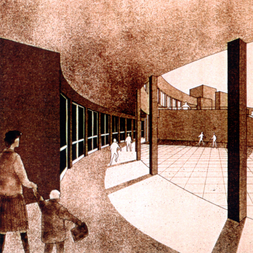 SCUOLA ELEMENTARE Guidonia Montecelio, 1984