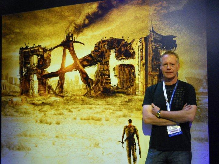 RAGE at E3