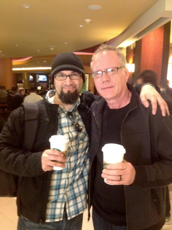 Kevin Ripel and Rod at GDC in San Francisco