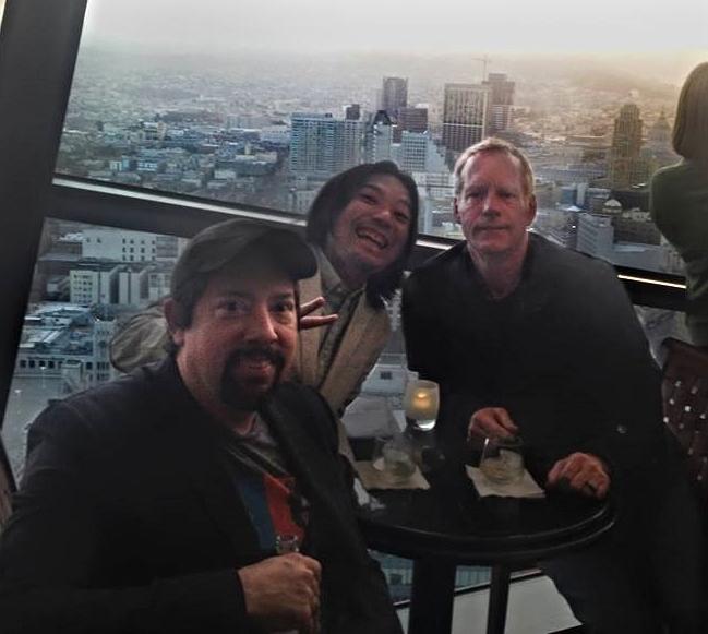 Cris Velasco, Koyo Sonae and Rod at GDC-San Fran