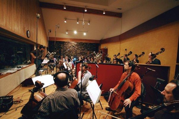The Northwest Sinfonia at London Bridge Studios for TERA