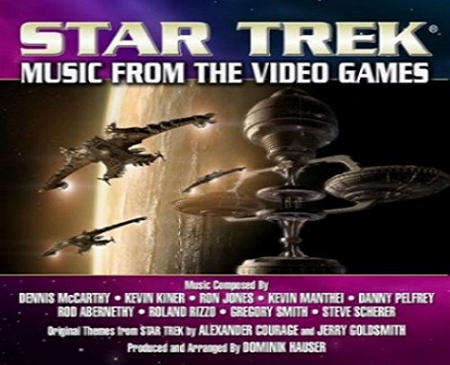 Star Trek themes from the video games