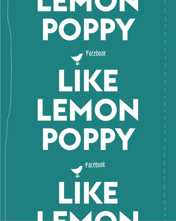 LEMON POPPY TEA THEE FACEBOOK AMSTERDAM NEDERLAND THEE COMPANY LEMON POPPY