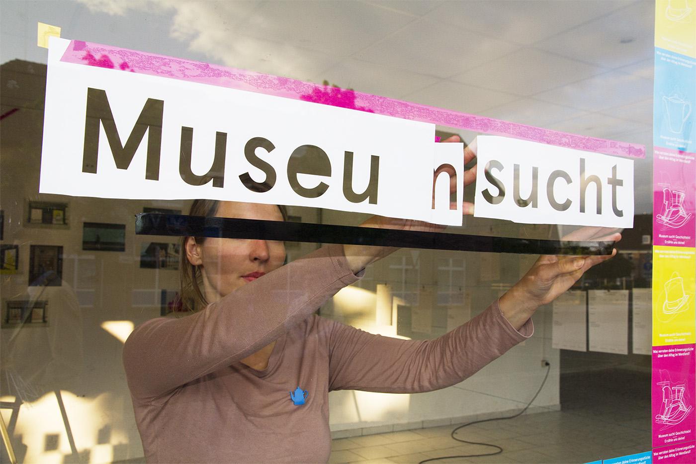 Museum sucht Geschichte(n)