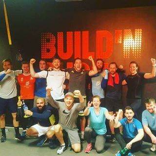 Bilde etter dagens morgenøkt hos SATS og @kenvillm. Vår lojale og gode kunde @sharpbergen ble med oss på trening.  #build #sats #standout #sharp #standoutno #train #bemanning #staffing #recruit #headhunting #teambuilding