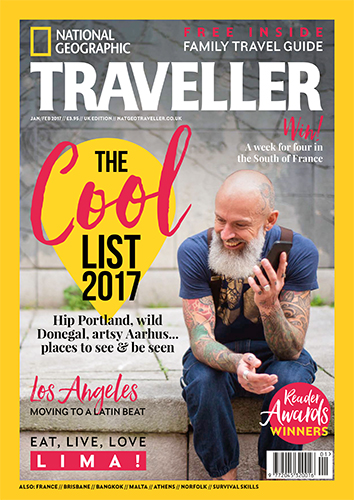 National Geographic Cool List of 2017 - features a full page article of Amsterdam Photo Safari, and some of the places we visit in the tours we provide. We are super proud to be in Nat Geo, and are delighted that the enthusiasm we have for you is spilling over into mainstream media