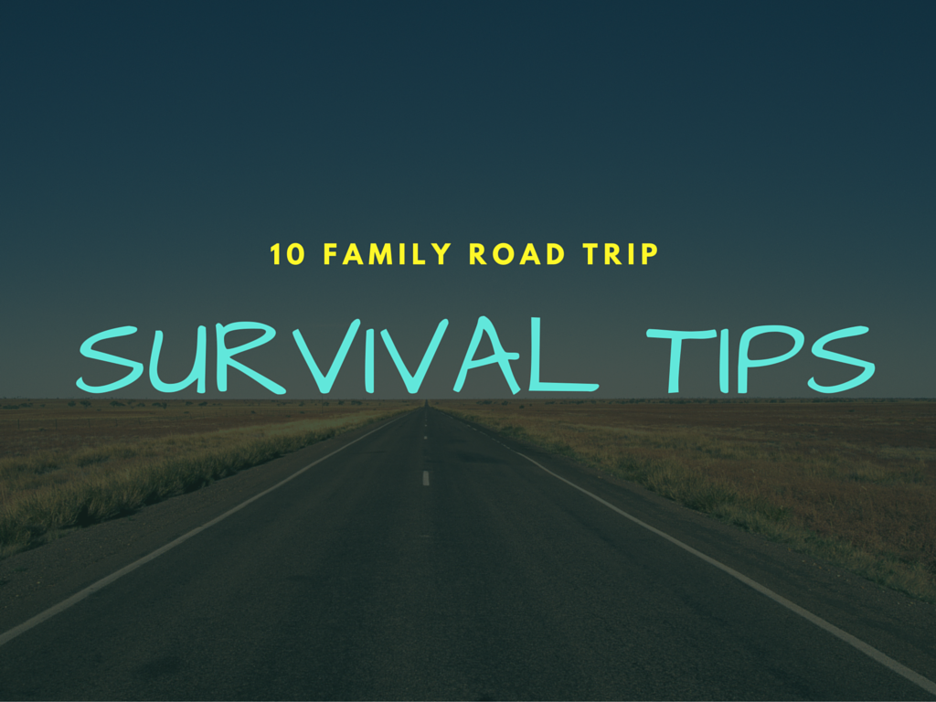 family road trip ideas