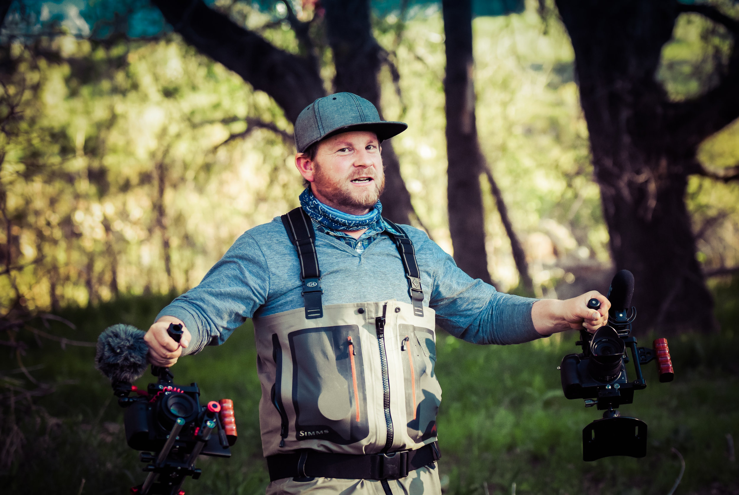 Curtis Howard of Sheep Creek Films