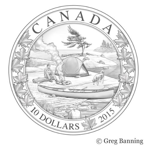 Canoe Coin 1