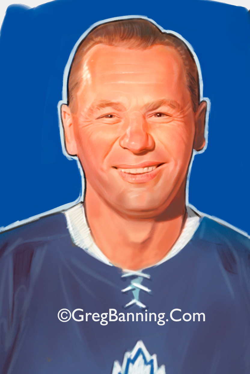 Johnny Bower Test