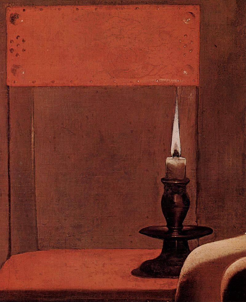 Painting: Georges de La Tour