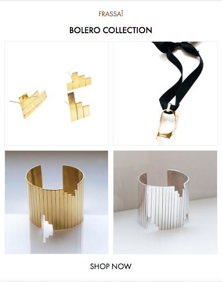 Frassaï Bolero Collection