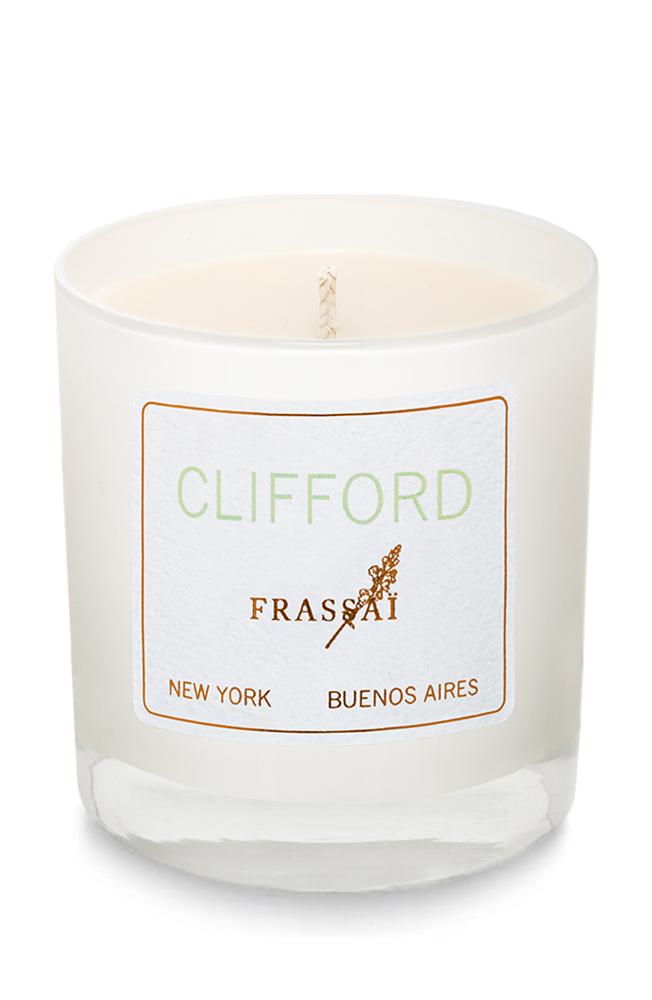 Frassaï Clifford Candle - Roxanne Kirkpatrick perfumer