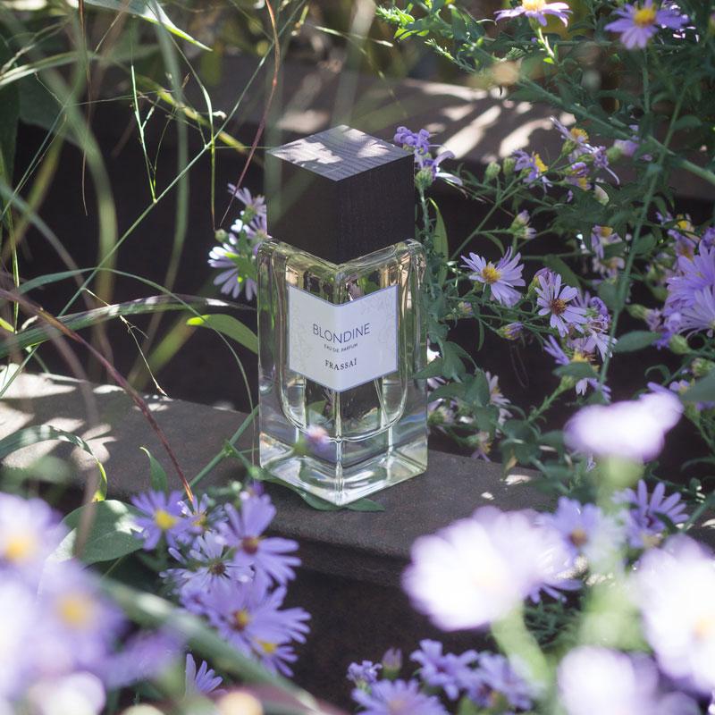 Blondine eau de parfum Frassai