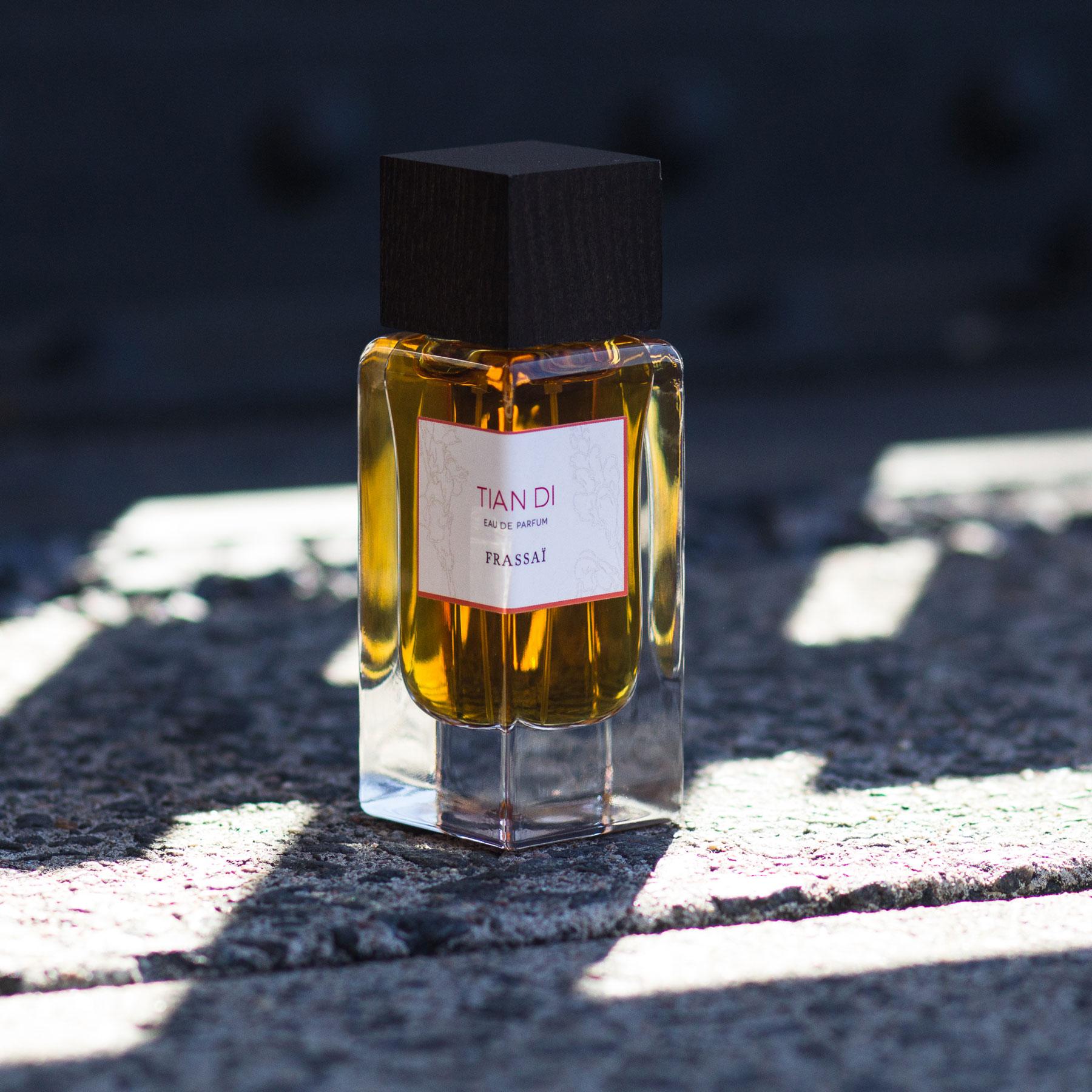 Tian Di eau de parfum Frassai