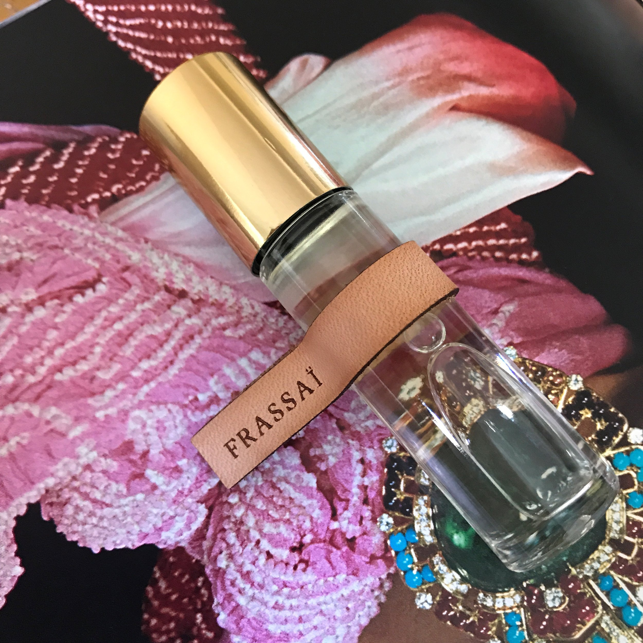 Blondine perfume by Frassai