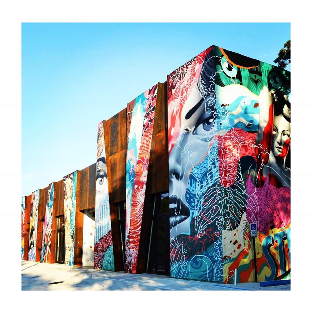Wynwood Arts District Miami