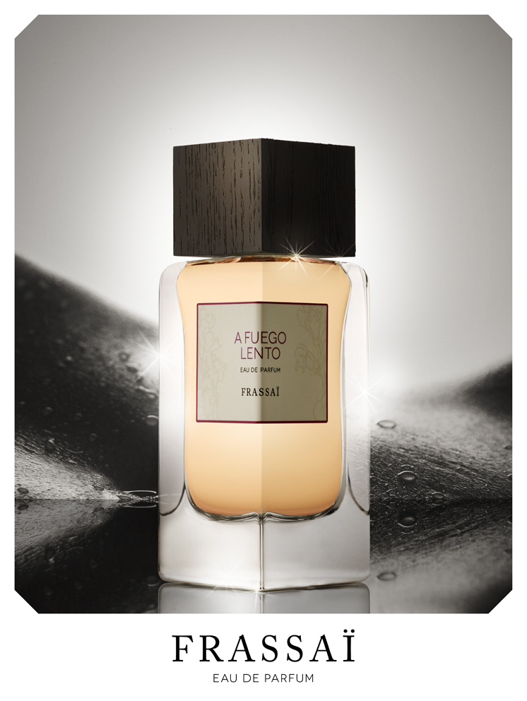 Copy of Copy of Frassai Indie Perfume A Fuego Lento new scent