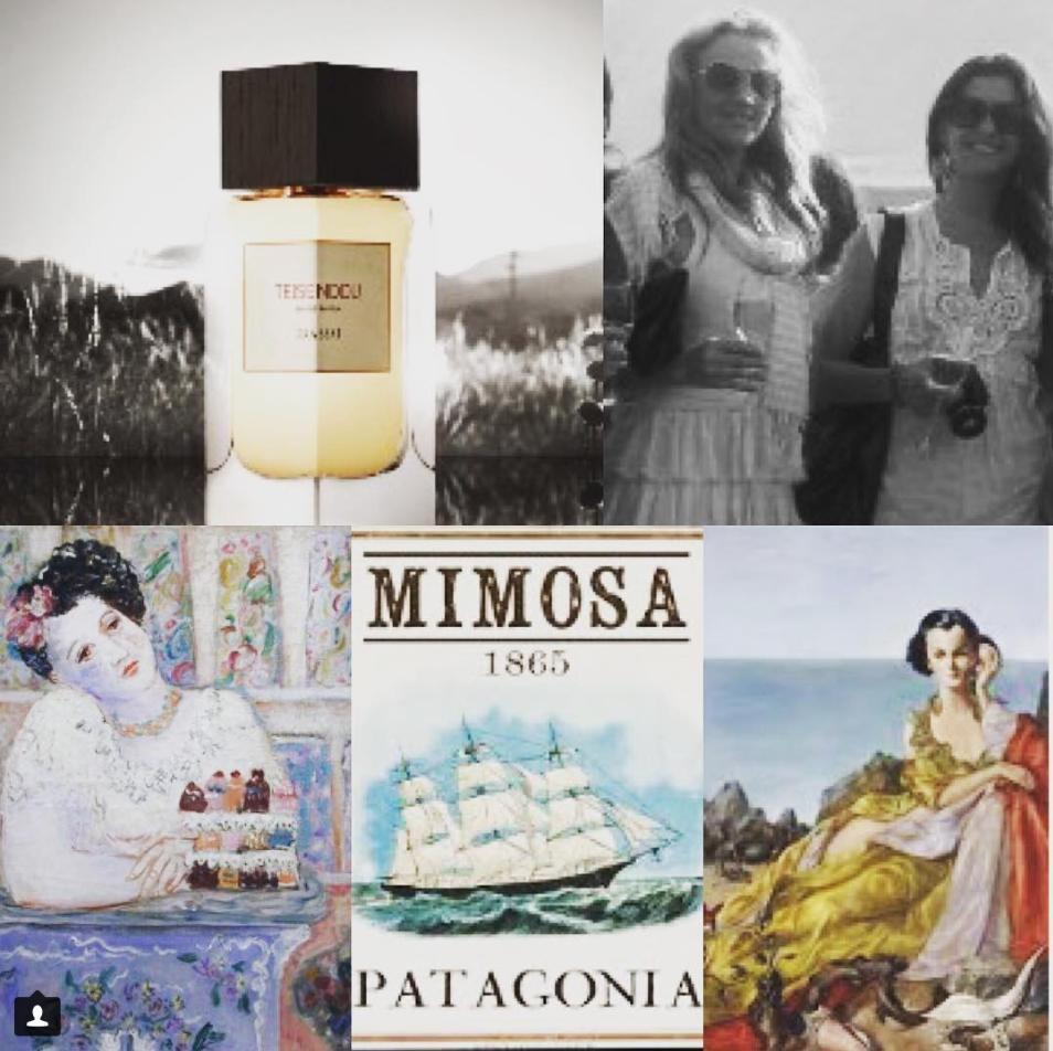 Frassai Teisenddu Perfume Wales to Patagonia Cafleurebon Fragrance Review
