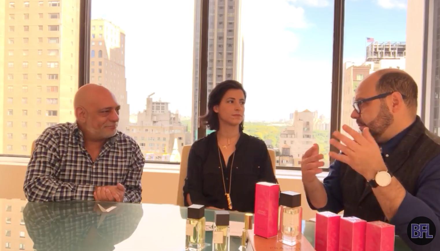 FRASSAÏ interview Carlos BFL, Natalia Outeda & Rodrigo Flores-Roux