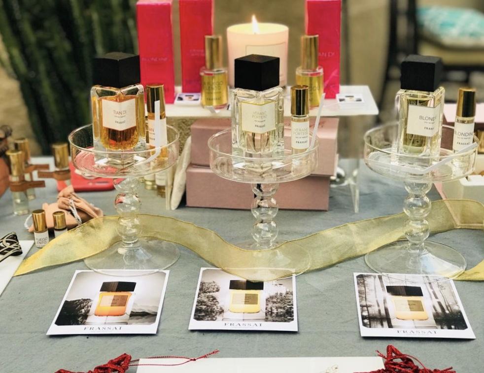 Navidad en Buenos Aires - Perfumes de Nicho FRASSAI - cruelty free