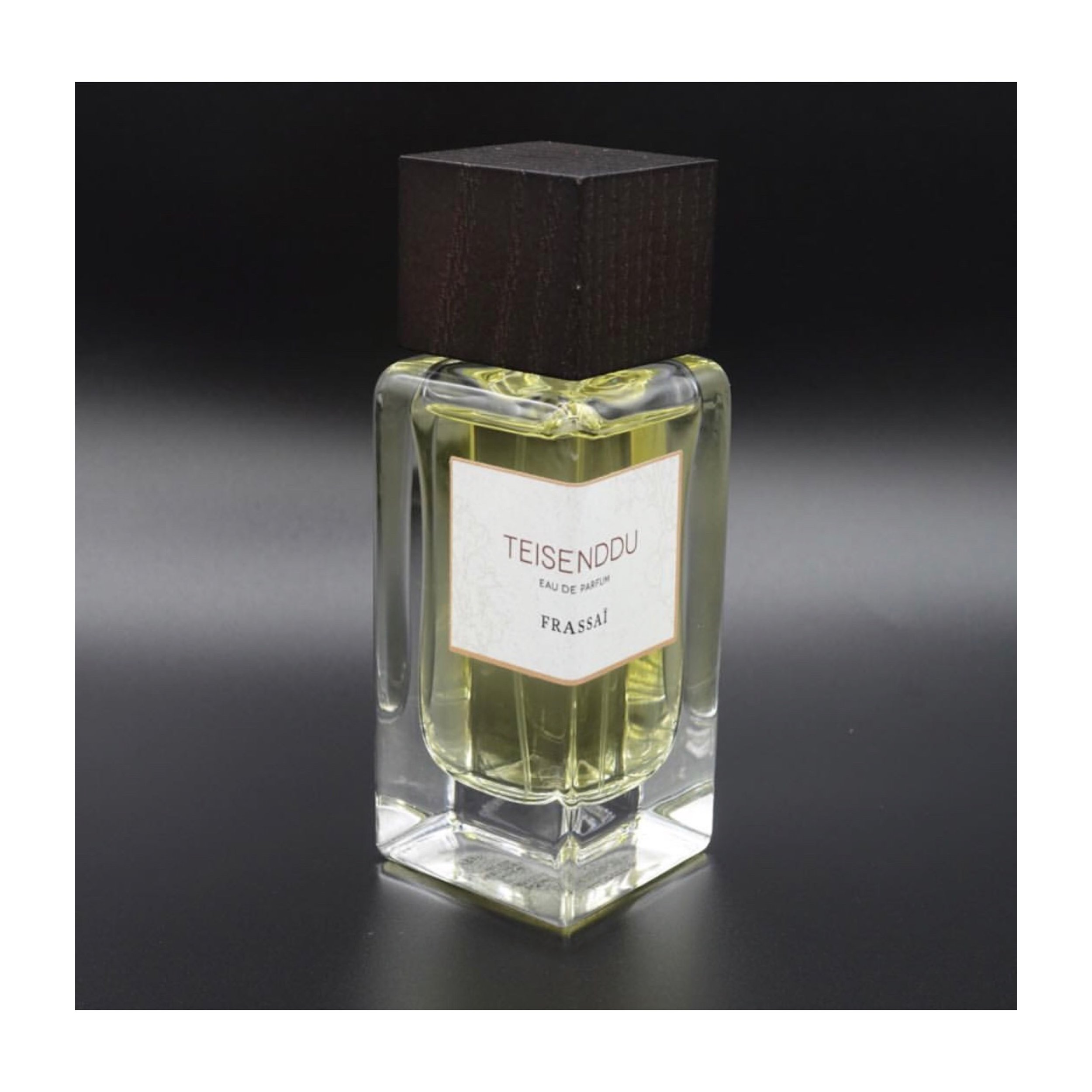 Teisenddu Eau de Parfum, FRASSAÏ. Ph: Prasida Perfume