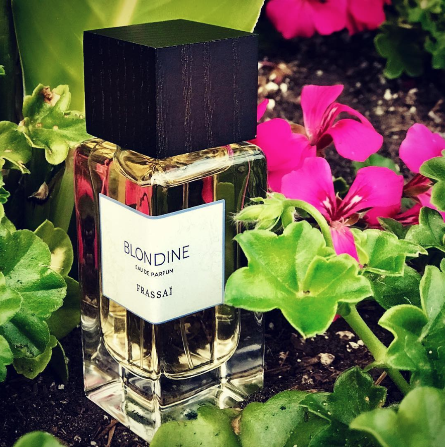 BLONDINE eau de parfum - George Loves Fragrance