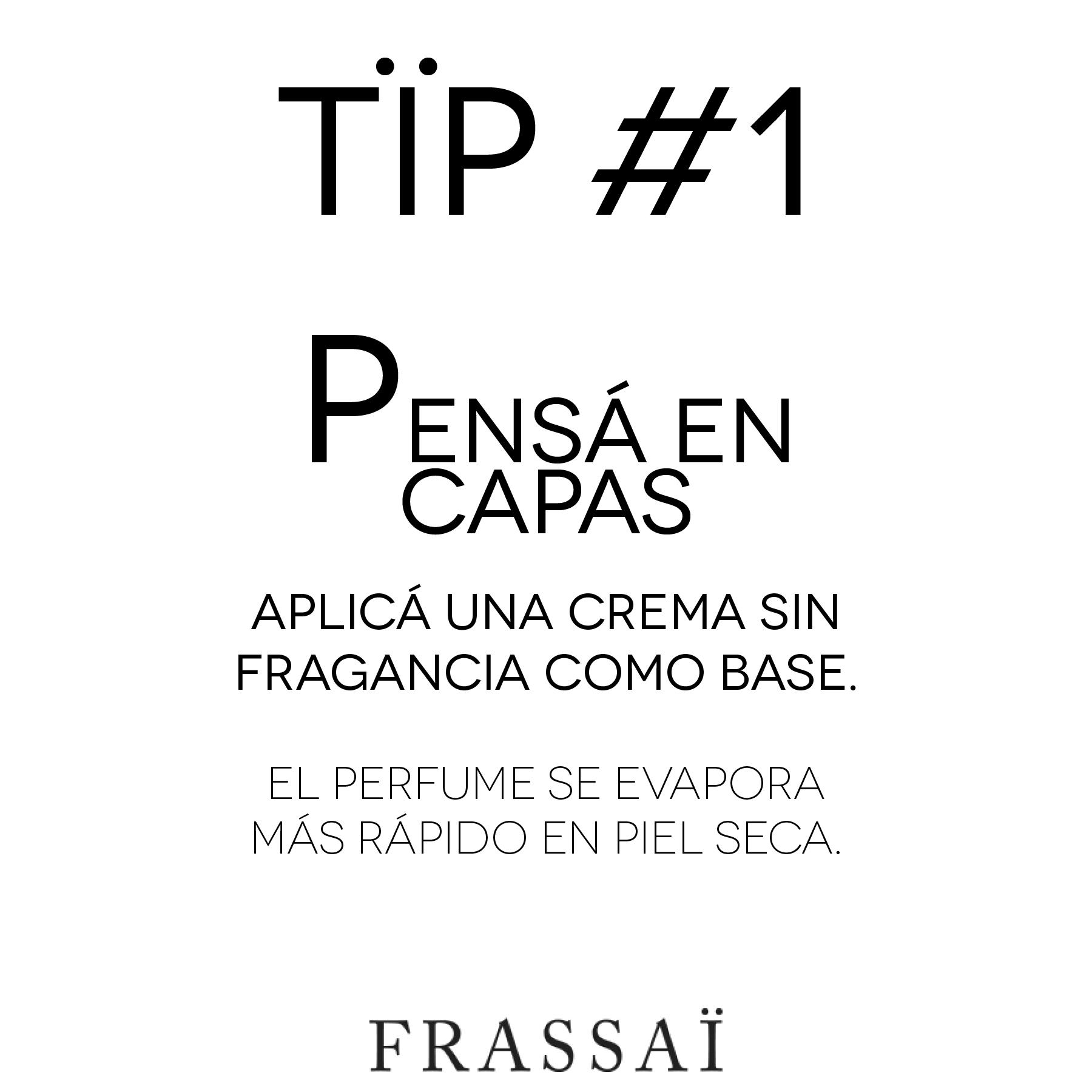 FRASSAI perfume tips