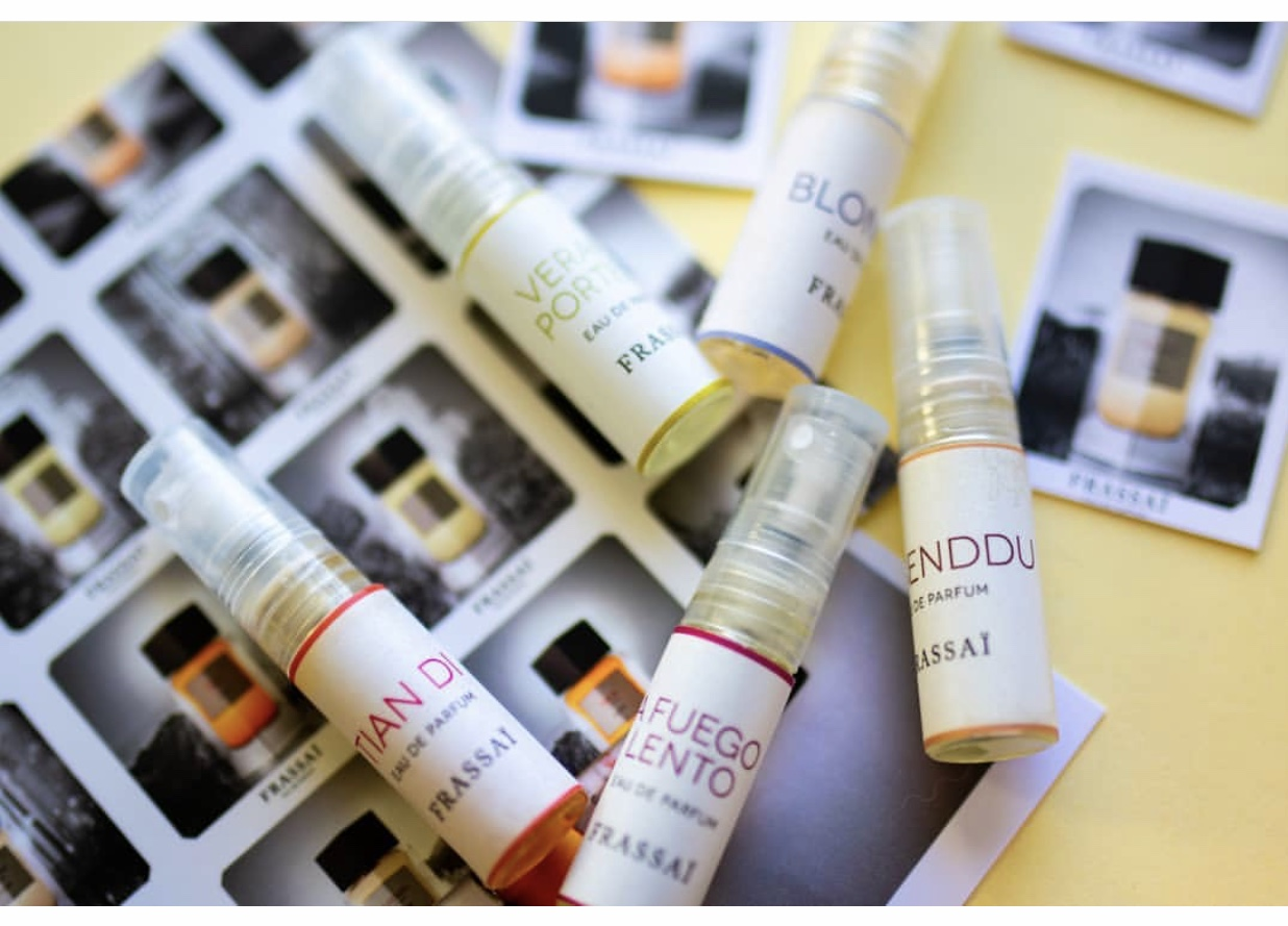 Discovery Set Frassai Perfumes by Bgirlrhapsody